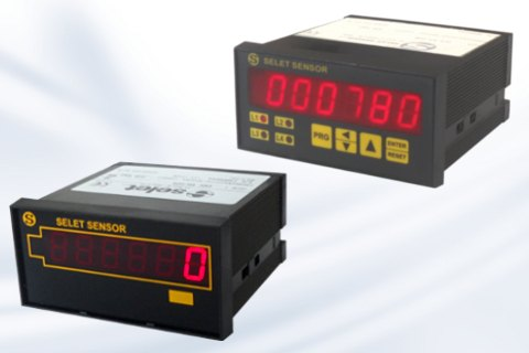 immagine Programmable Revolution counters - Speed counters