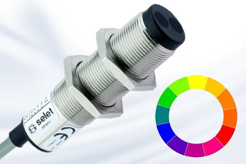 immagine M18 cylindrical for colour detection series